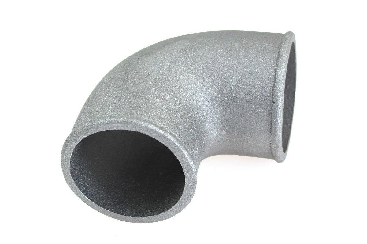 Kolanko aluminiowe odlew 90st 70mm - GRUBYGARAGE - Sklep Tuningowy